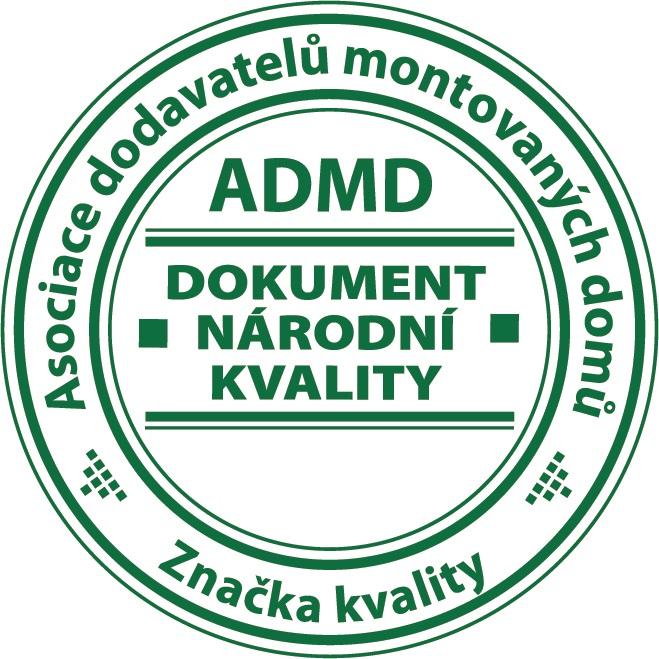 ADMD razítko