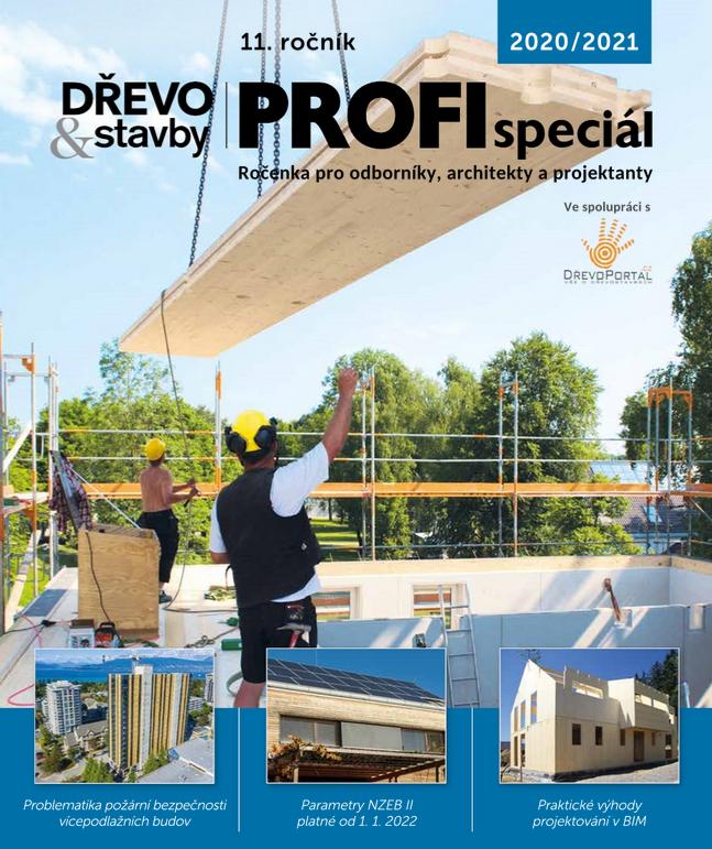 DŘEVO stavby PROFIspeciál 20120 21