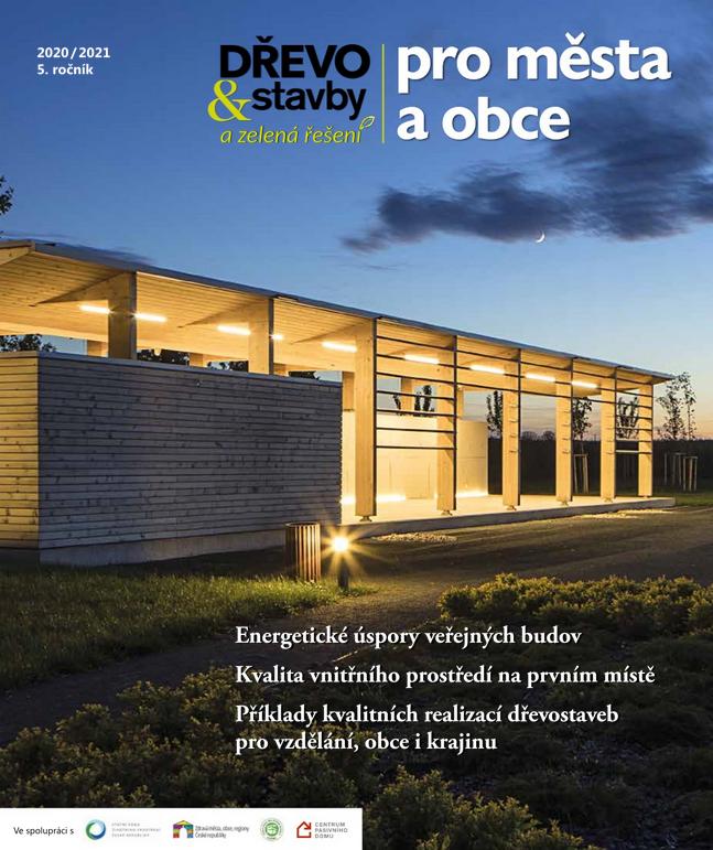 DŘEVO stavby a zelená řešení pro města a obce 2020 211