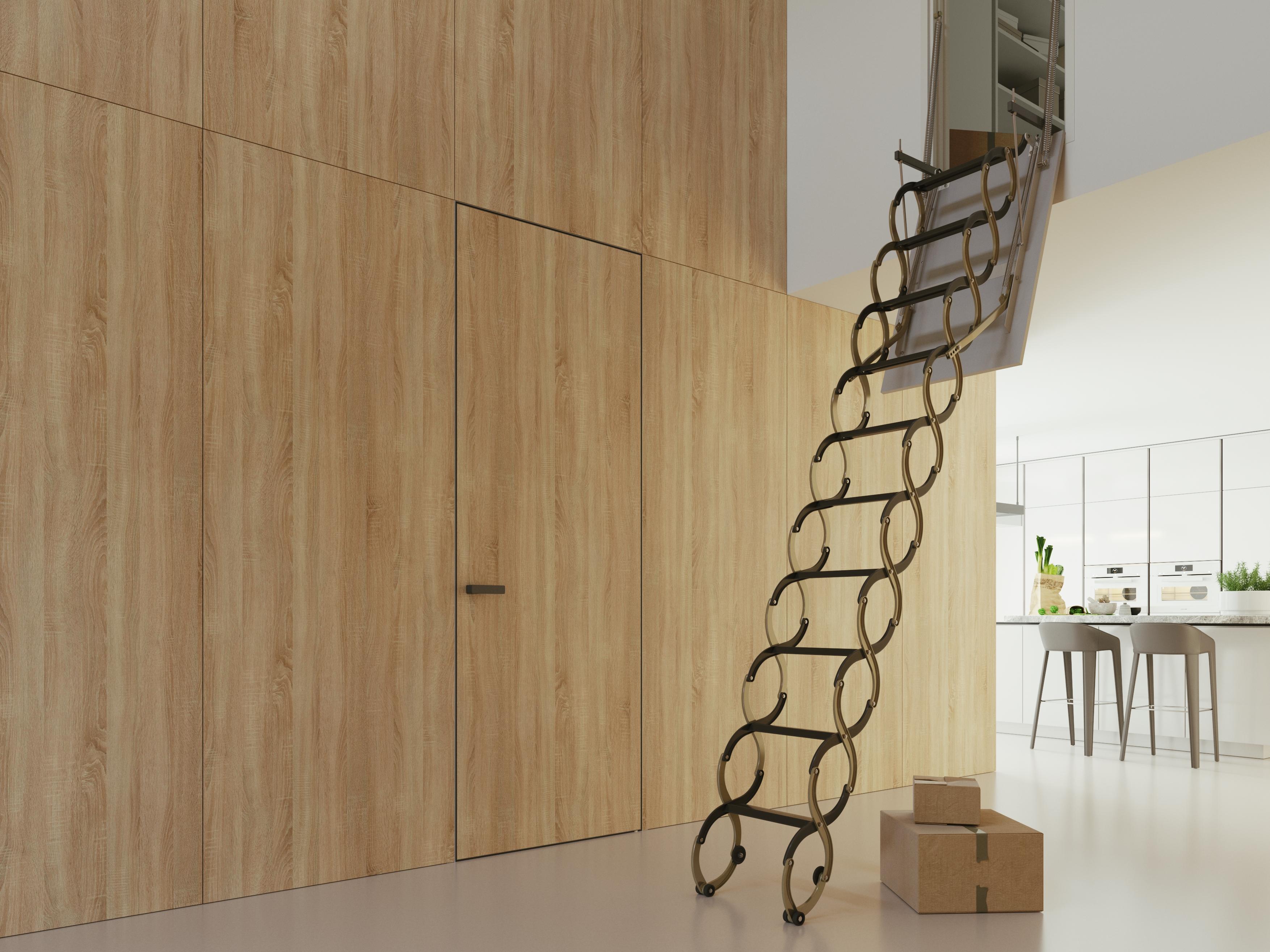 stahovaci schody VERTICALE bile viko foto zdroj JAP FUTURE 2