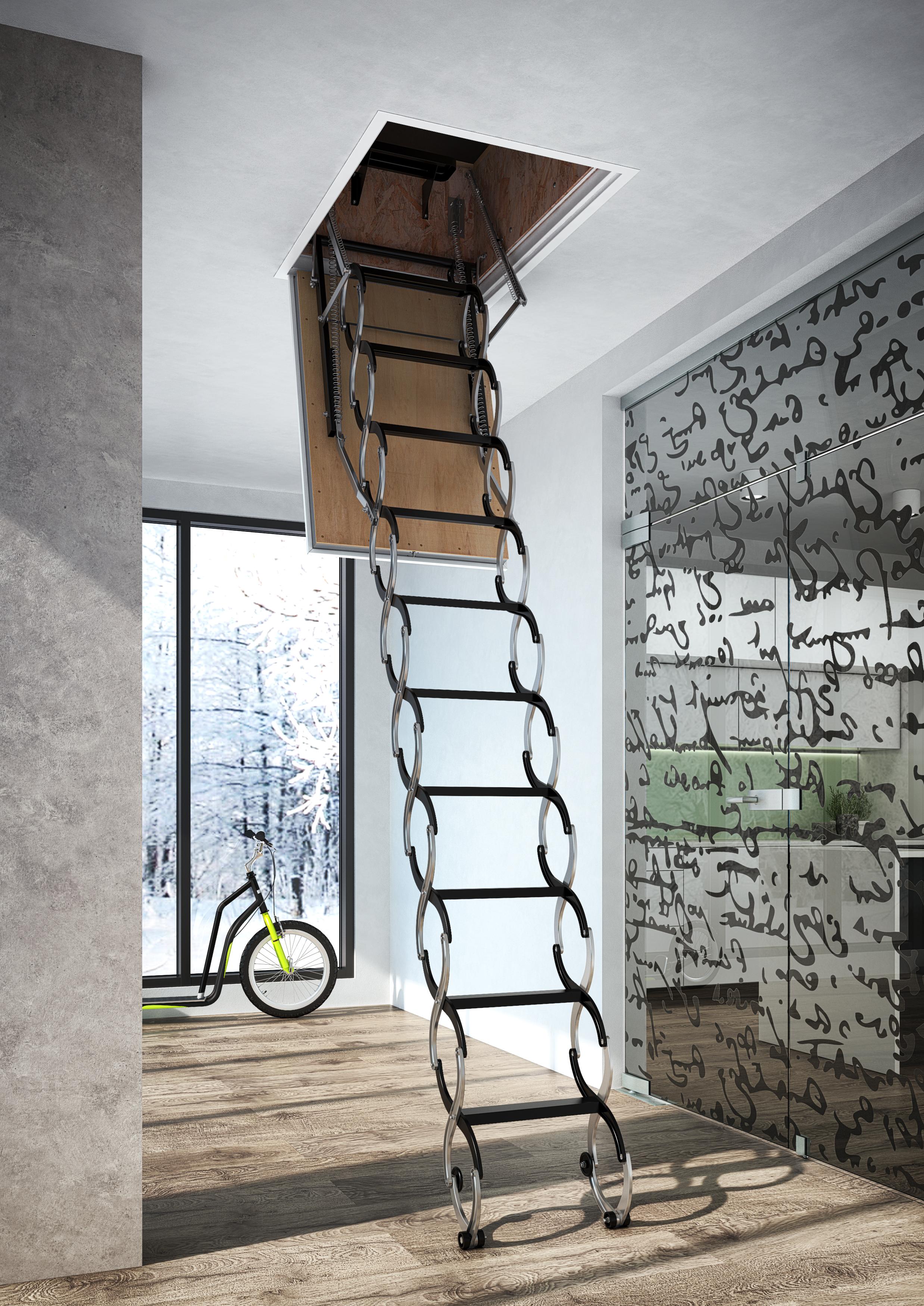 Pudni stahovaci schody KOMBO foto zdroj JAP FUTURE 2