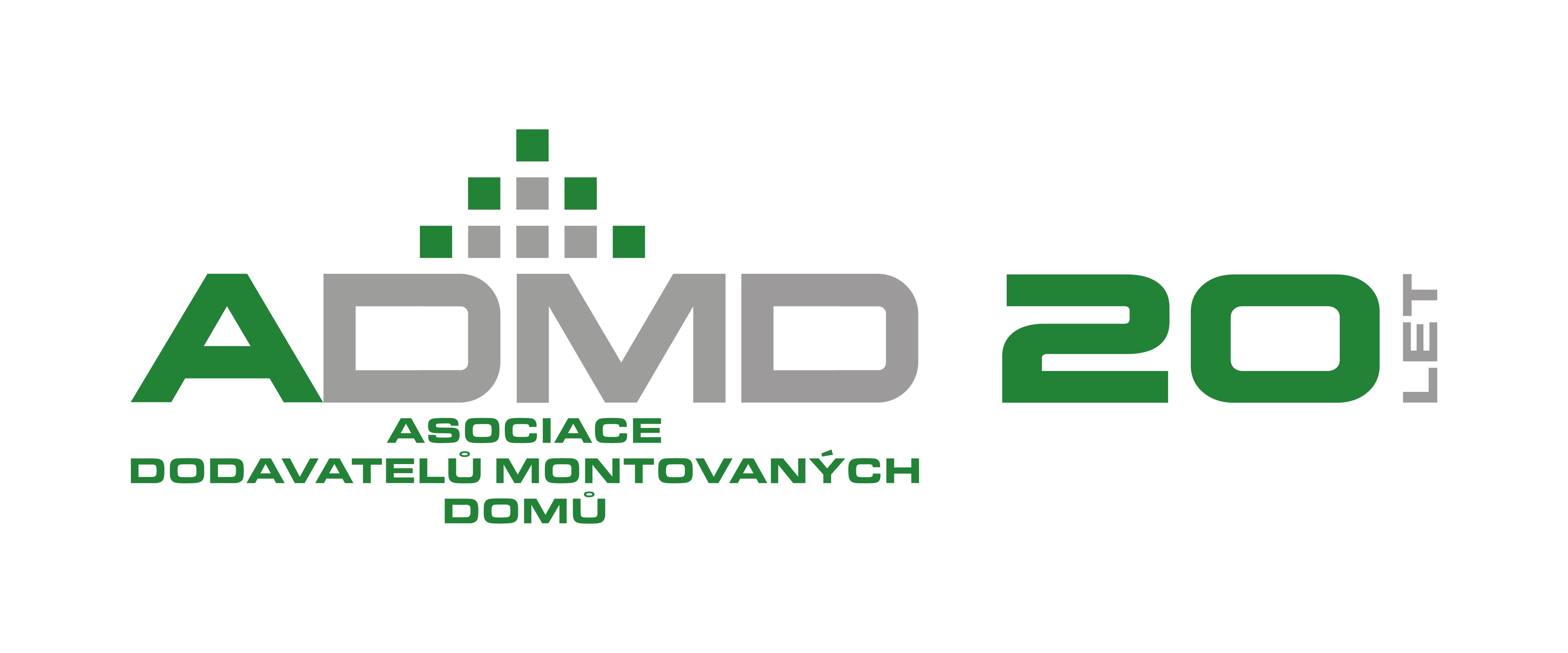 ADMD Logo 20 let RGB